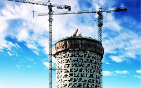 Torre Agbar - Ejemplos de uso del hormigón