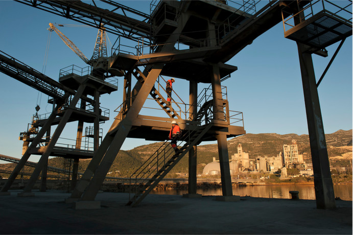 Fábrica de cemento - ALCANAR CEMEX ESPAÑA OPERACIONES, S.L.U.