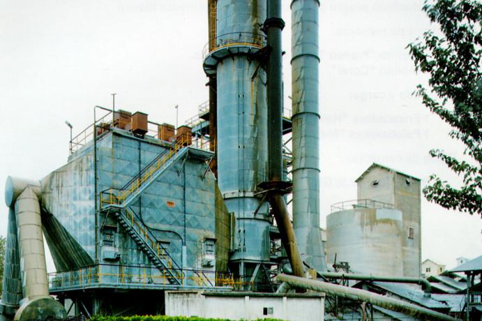 Fábrica de cemento - SANT FELIU DE LLOBREGAT CEMENTOS MOLINS INDUSTRIAL, S.A.
