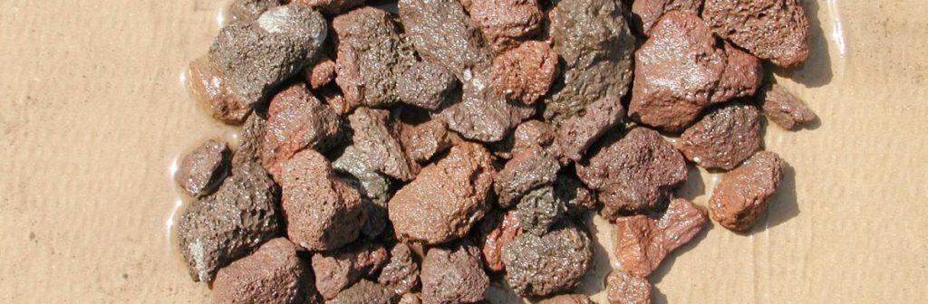 Recursos minerales - Restauración de canteras