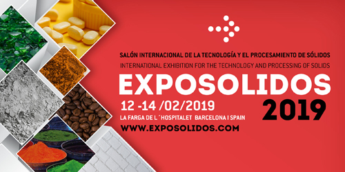 EXPOSÓLIDOS - International Exhibition for the technology and processing of solids
